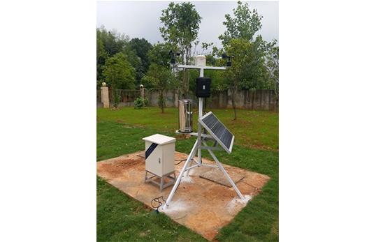 QS-JC9S型农业环境监测系统