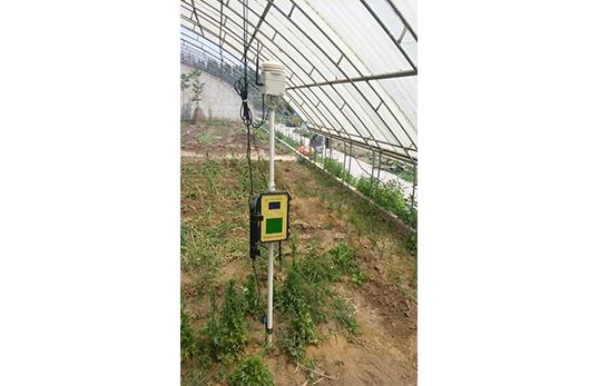 QS-JC6S型农业环境监测系统