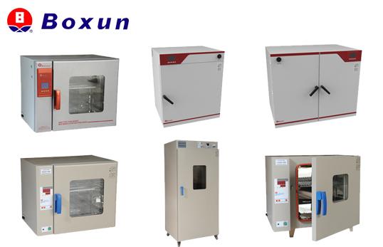 上海博迅鼓风干燥箱系列