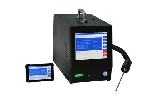 P200便携式非甲烷总烃分析仪