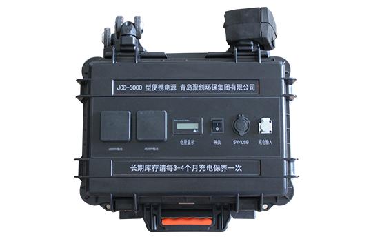 JCD-5000便携式交直流电源
