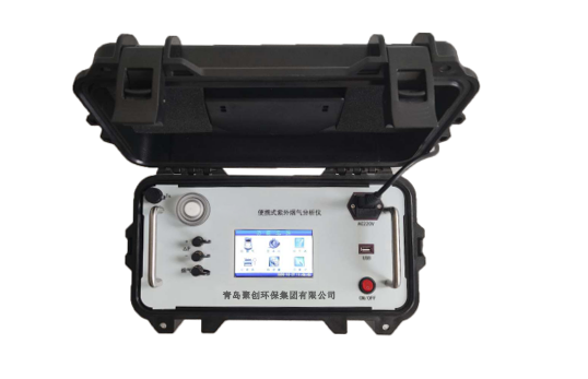 JCY-80T便携式紫外烟气分析仪