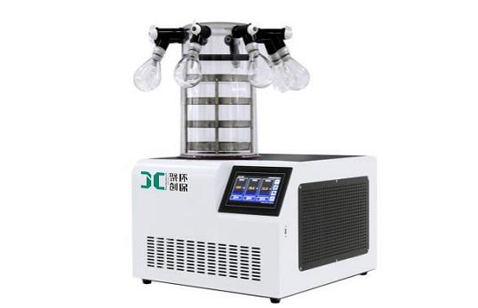多岐管型冷冻干燥机 JC-LDGZ-10P(台式)/JC-LDGZ-12P(立式)
