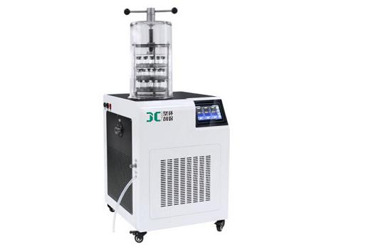 压盖型冷冻干燥机JC-LDGZ-12S(台式)/JC-LDGZ-12T(立式)